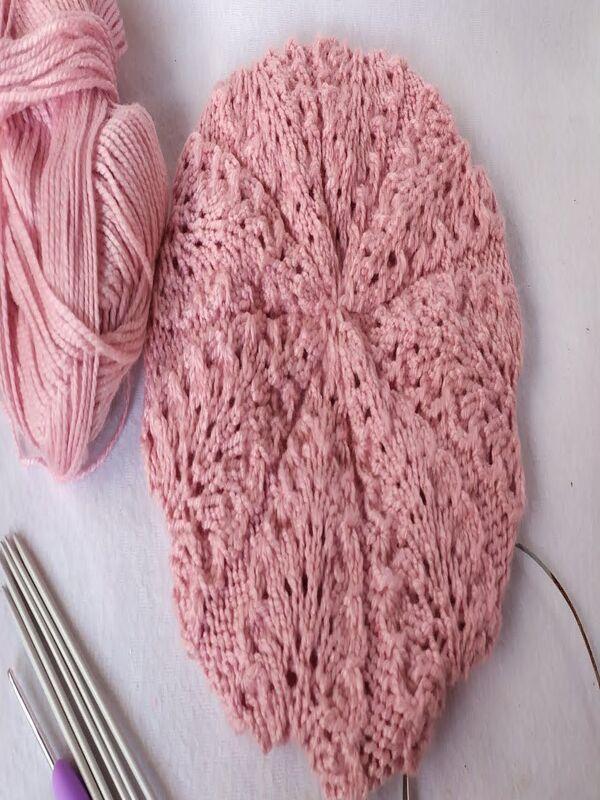 gorras tejidas para mujer