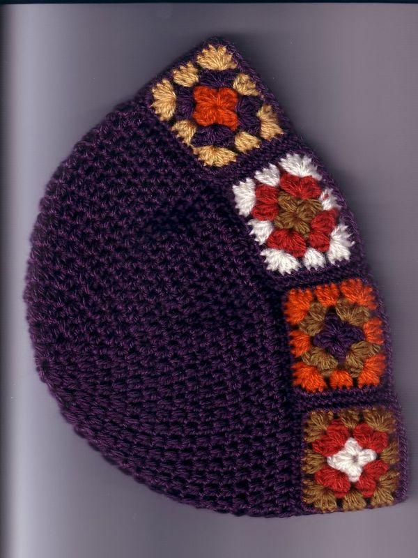 gorras tejidas para mujeres