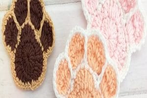 Cómo tejer portavasos a crochet paso a paso