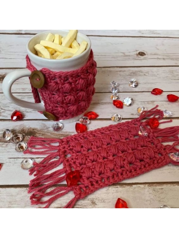 posavasos tejidos a crochet modernos
