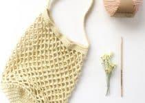 2 bolsos a crochet paso a paso