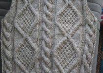Chalecos de lana para bebes de 6 meses