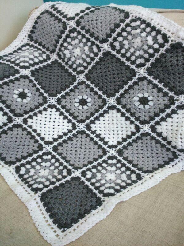 motivos para mantas de crochet