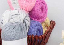 Mas de 1000 colores de lanas para tejer