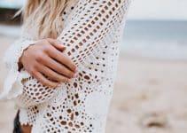 2 blusas de verano a crochet