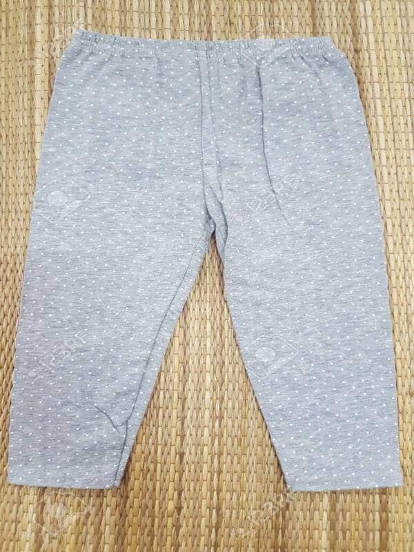 pantalones tejidos para niños