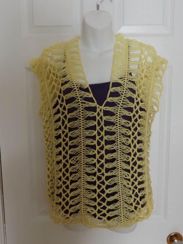 tejidos a crochet para el verano