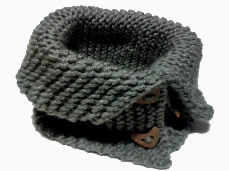 cuelleras de lana para mujer