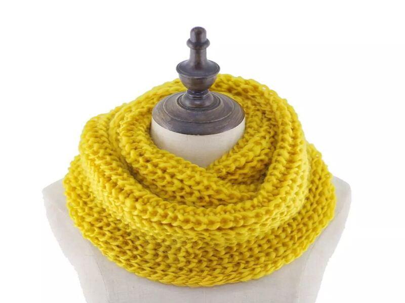 cuelleras de lana para mujer paso a paso