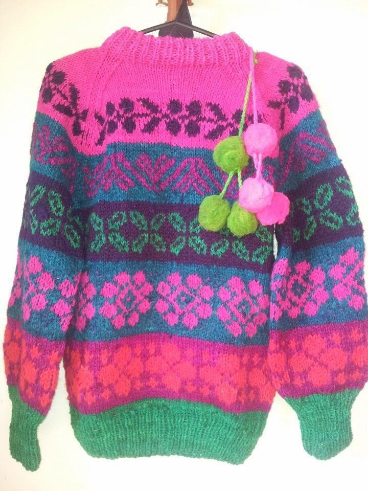 tejidos peruanos a crochet