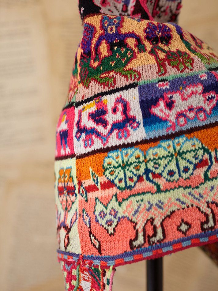 tejidos peruanoas en crochet