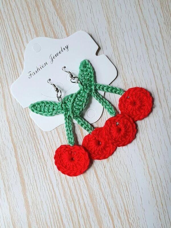 accesorios tejidos a crochet modernos