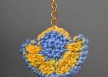 3 accesorios tejidos a crochet