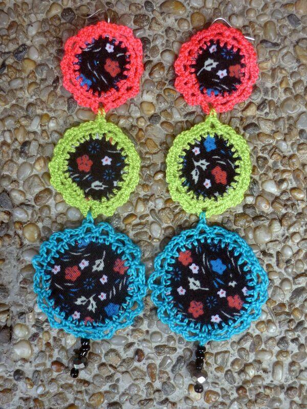 accesorios tejidos a crochet