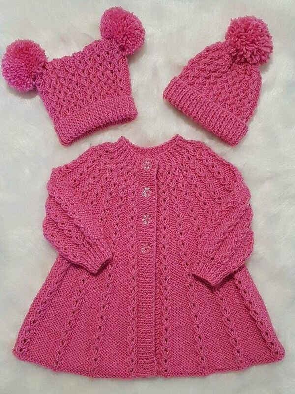 chompas a crochet para niños