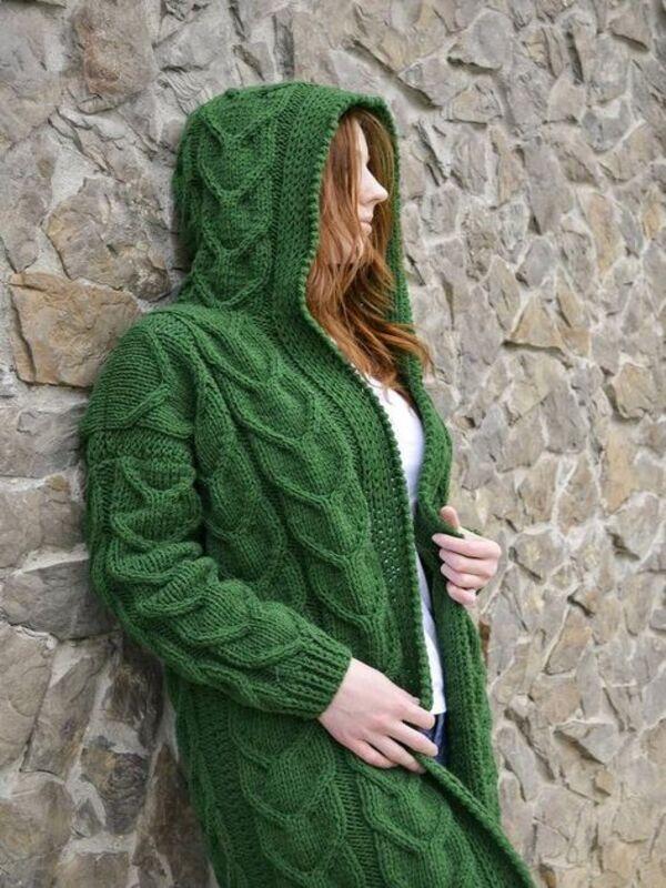 chompas con capucha para mujer
