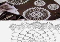 3 ideas para puntillas a crochet sencillas