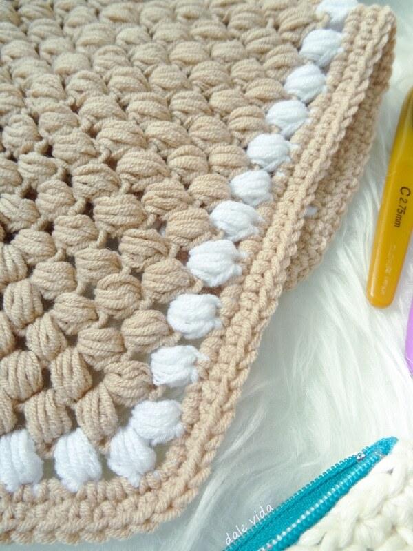 cobijas ara bebe a crochet fáciles