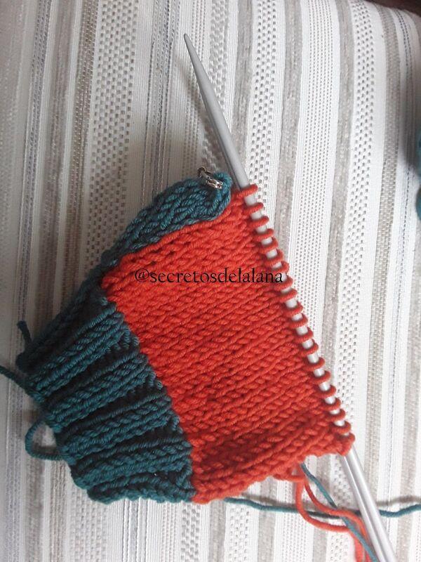 guantes de lana para el frio sencillos