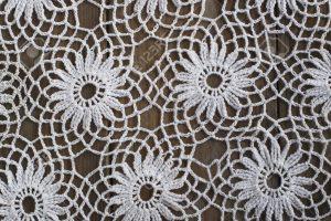 3 Manteles tejidos a crochet